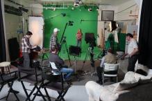 video production in st louis | green screen studio
